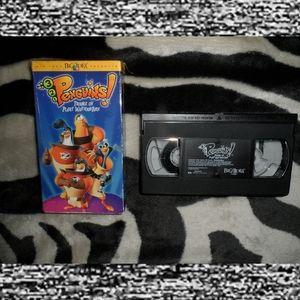 Penguins VHS Tape